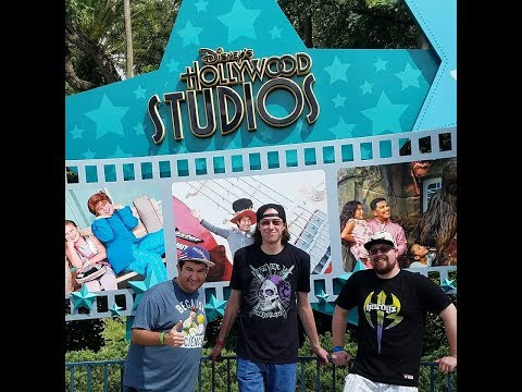 Vlog Ep.9 A Picture Perfect Day at Hollywood Studios Ft. Star Wars Characters/Fantasmic 7/21/2017