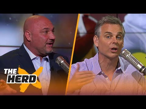 Jay Glazer looks ahead to the 2018 NFL Draft   THE HERD