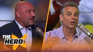 Jay Glazer looks ahead to the 2018 NFL Draft | THE HERD