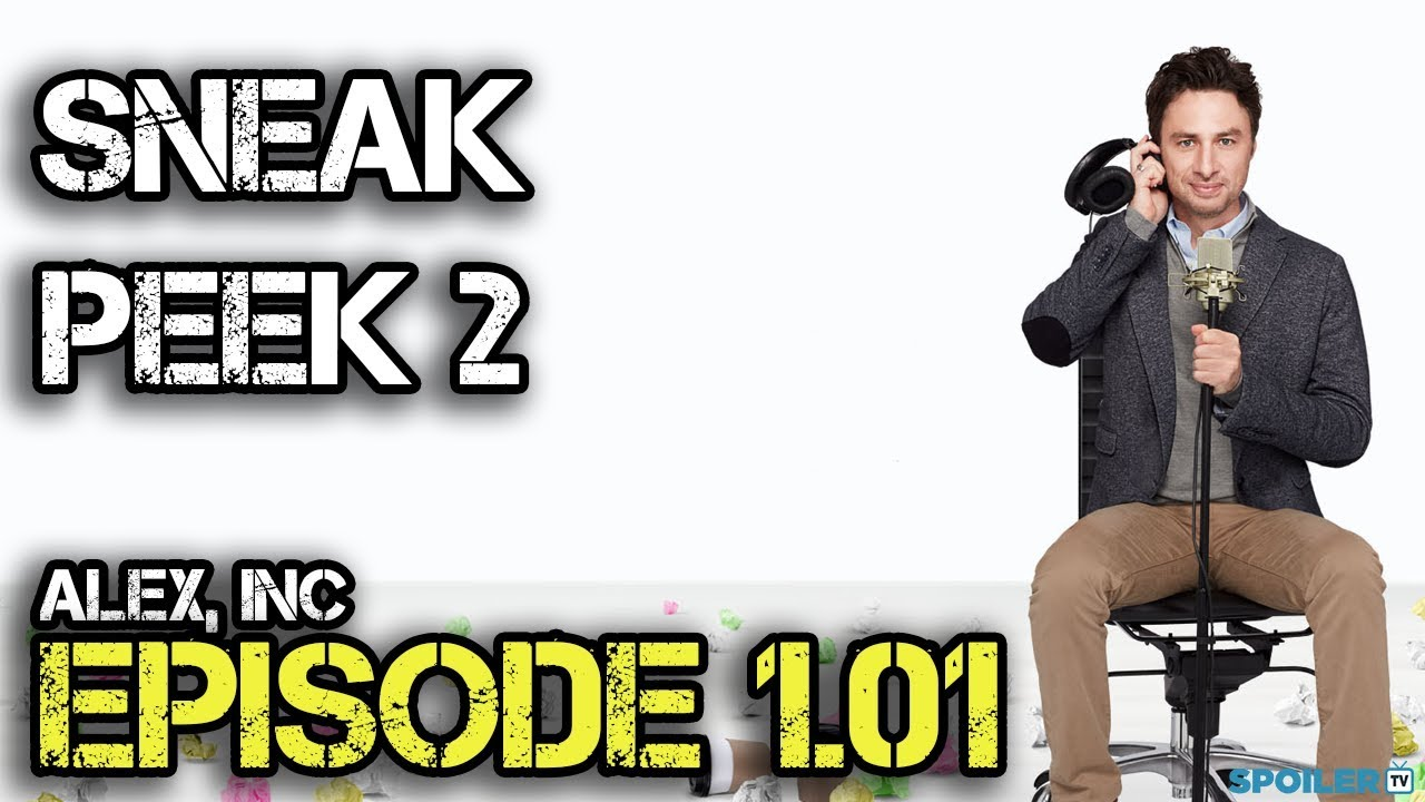 """Download Alex INC 1x01 Sneak Peek 2 """"Pilot"""" """"The Unfair Advantage"""""""