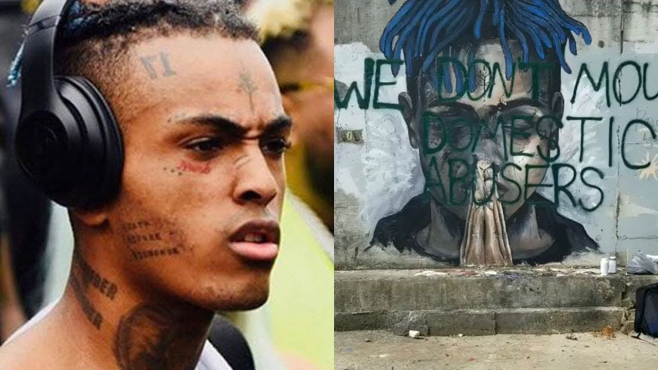 XXXTentacion Mural was Destroyed by Vandalizers and Rebuilt