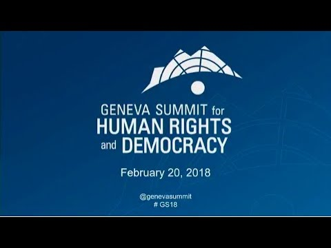Geneva Summit Live Stream
