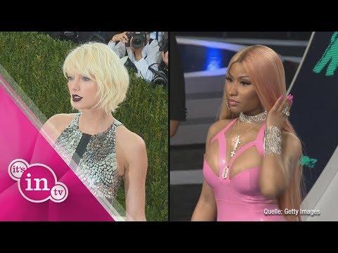 Nicki Minaj & Taylor Swift: Darum verbünden sich ihre Fans