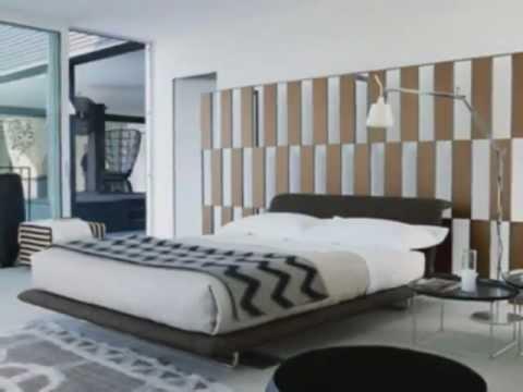 ELLENDESS LUXURY DESIGN - Chambres Adulte Design - YouTube