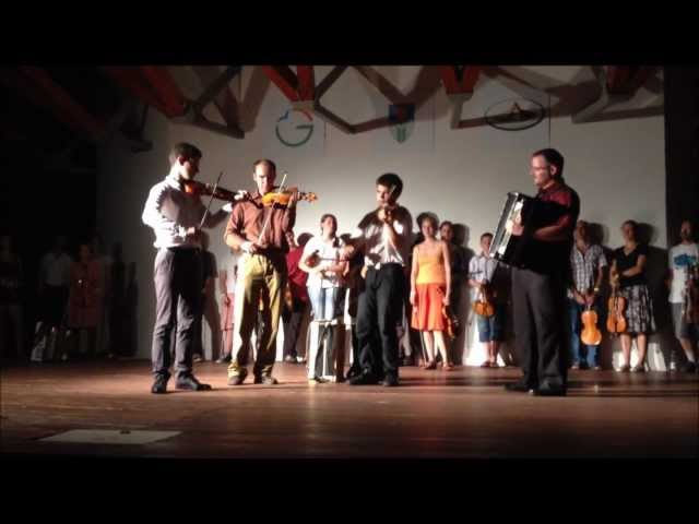 Métatábor 2012 Koncert - a harmonikások produkciója, Boby vezetésével