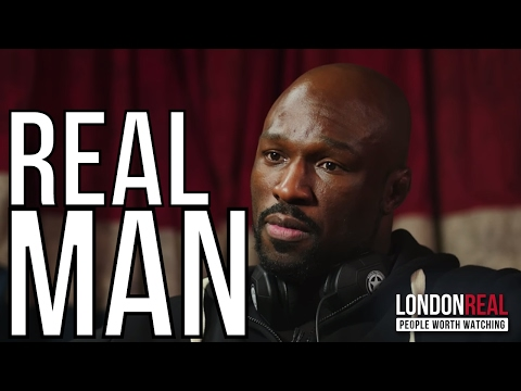 STAPH almost KILLED me & CHAEL SONNEN is a REAL MAN   King Mo Lawal on London Real