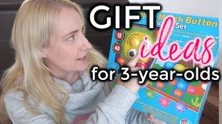 Amazing Toy Ideas For Three-year-olds | Gift Ideas For Pre-schoolers