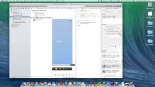 Xcode 5 Creating a Web View