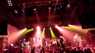 ManGa - Evdeki Ses München Live