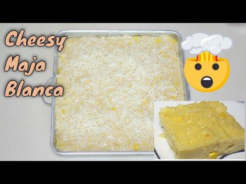 maja-blanca-with-corn-|-filipino-dessert-food-recipe-|-foodie-pinoy