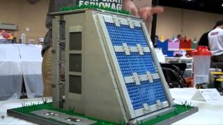 LEGO Solar Panel House - Brickworld Chicago 2014