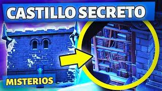 Secrets of History: Ice Castle - Fortnite Season 7 Map