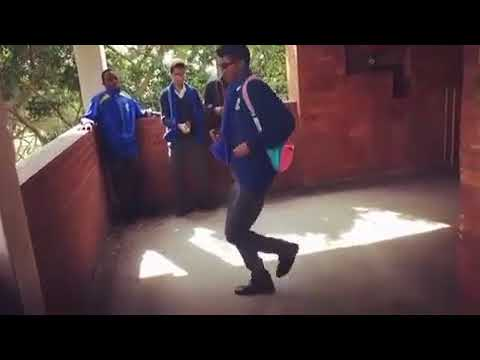 Durban Gqom Dance 2017. School Kids
