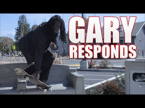 Gary Responds To Your SKATELINE Comments Ep. 230 - Face Tats, Pedro Barros Wallride
