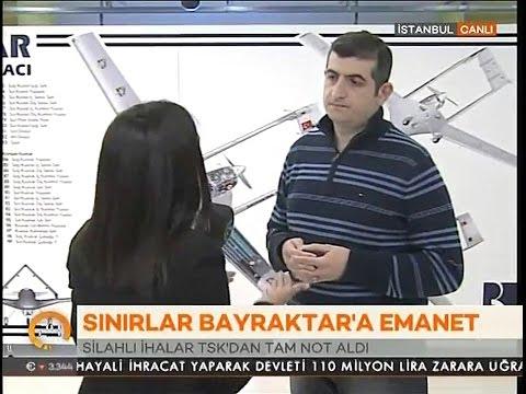 BAYKAR MAKİNA - Sn. Haluk Bayraktar'ın 24TV Konuşması
