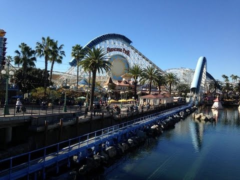 Disney California Adventure Vlog January 2016 Part 2 Of 2