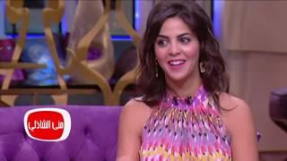 """شاهد- إعلان حلقة جديدة من """"معكم منى الشاذلي"""" تستضيف السوبرانو المصرية فاطمة سعيد"""