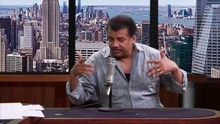 Neil deGrasse Tyson Explains Centrifugal Force