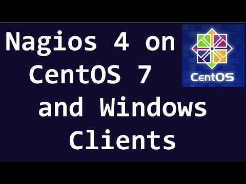 Monitor Windows Machines With Nagios 4 On CentOS 7
