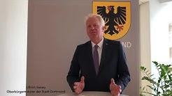 Rede von Oberbürgermeister Ullrich Sierau zum Entwurf des Haushaltsplanes 2019