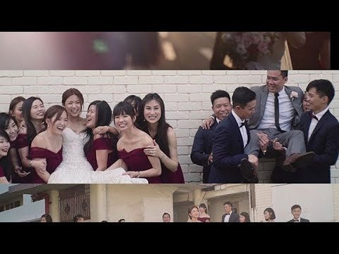 Mark And Rachel | Singapore Marriott Tang Plaza Hotel