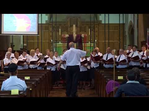 Morriston Citadel Songsters - I'll Follow Thee