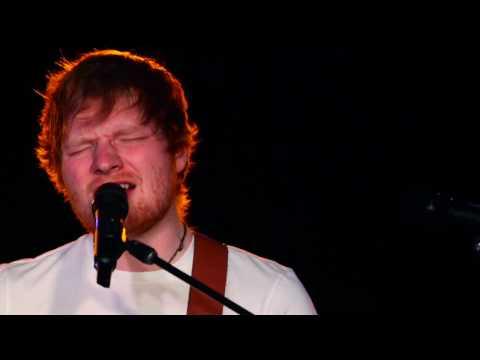 Ed Sheeran Secret Show // SiriusXM // Hits 1 & The Pulse