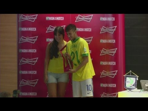 Brazil vs Spain (3 - 0) Confederations Cup - Post Match Conference