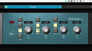 What do the Presonus StudioLive Series III EQ's sound like?