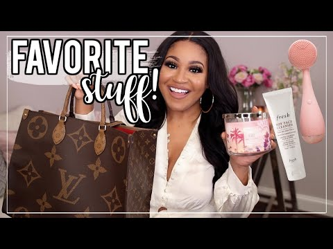 My Current Favorite Stuff! Skincare, Candles + More!