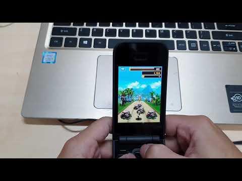Test Game Nokia 2720 Flip