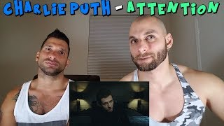 Download Lagu Charlie Puth - Attention [REACTION] Mp3