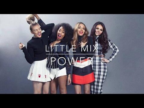 Little Mix - Power Instrumental // Karaoke Version