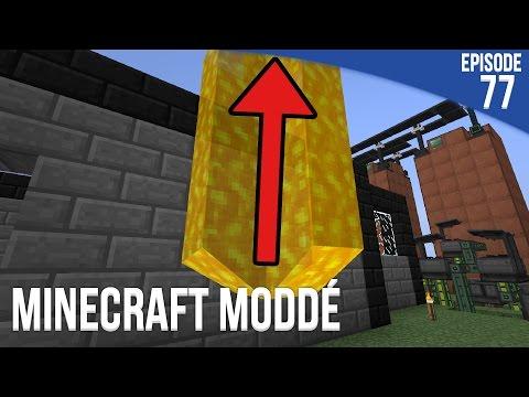 UN LIQUIDE QUI MONTE ?! | Minecraft Moddé S3 | Episode 77