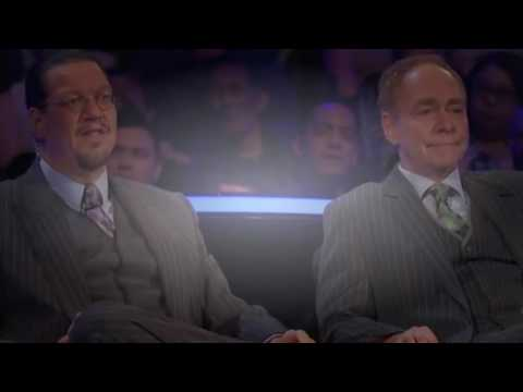 Penn & Teller  Fool Us Season 2 Episode 1 Phone y Business   Penn and Teller  Fool Us S02E01