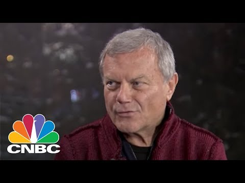 WPP CEO Sir Martin Sorrell: We're Yet To See Whether President Trump's Foreign Policies Work | CNBC