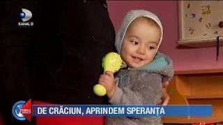 Stirile Kanal D (22.12.2018) - De Craciun, aprindem speranta!