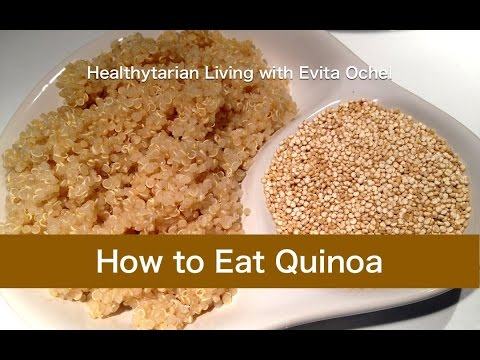 How to Eat Quinoa: Nutrition, Health, Cooking & Meal Ideas