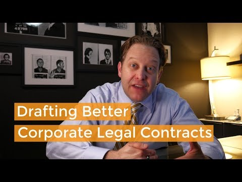 A Quick Contract Drafting Tip for Business Lawyers