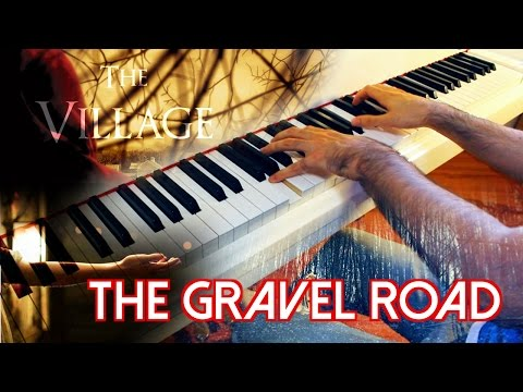 🎵 The Gravel Road (The Village) ~  Piano arr. w/ Sheet music!