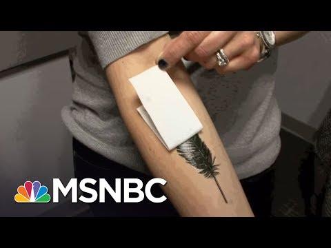 How can you make homemade temporary tattoos