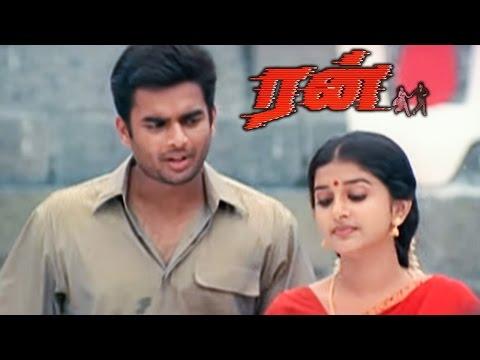 Run | Run Movie Love scenes | Tamil Movie Love scenes | Madhavan & Meera Jasmine Cute Love scenes