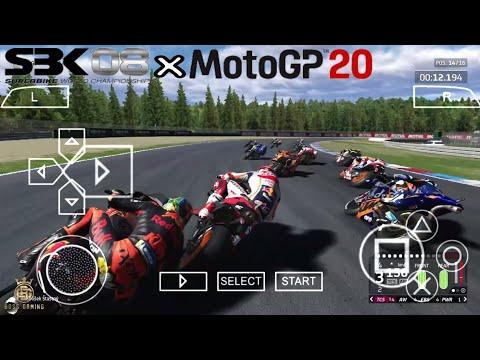 Download Sbk 08 Mod MotoGP 2020 Update Tampilan, Jersey+Motor, Riders 2020 - SBK08 Indonesia