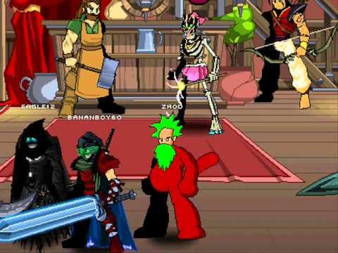 Unlock Classes cheats for Adventure Quest Worlds