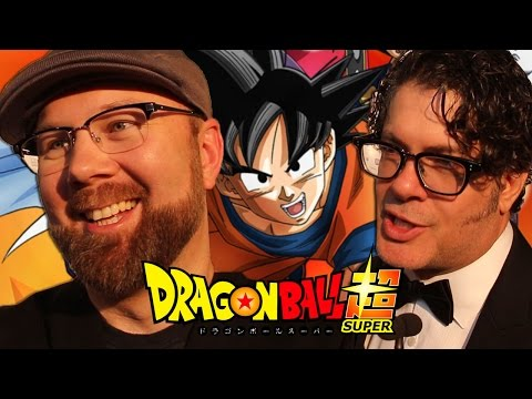 Dragon Ball Z Cast Talks Dragon Ball Super