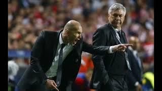 видео «Реал» уволил Бенитеса, Зидан возглавил команду
