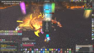 [WoW]  Alysrazor Kill @ FireLands (EU Burning Legion moira)