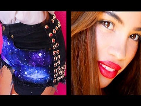 diy-galaxy-shorts!!!
