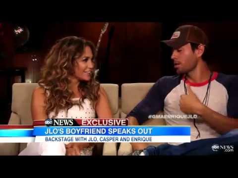 Jennifer Lopez & Enrique Iglesias  interview
