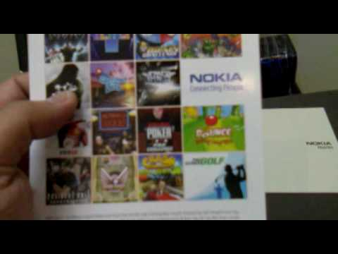 Nokia N79 Unboxing.mp4